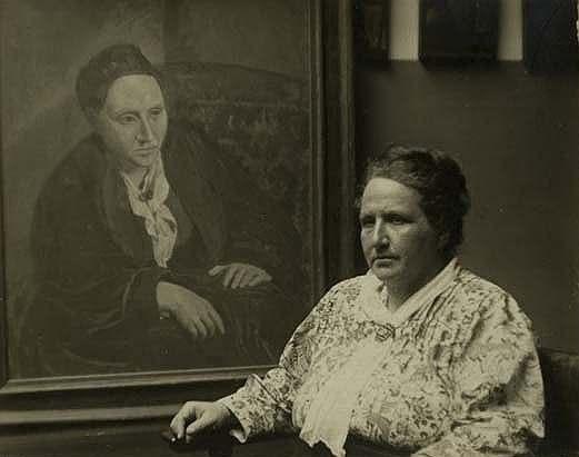 Gertrude Stein e Picasso