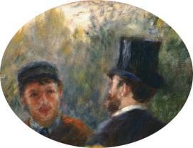 Renoir Charles Ephrussi