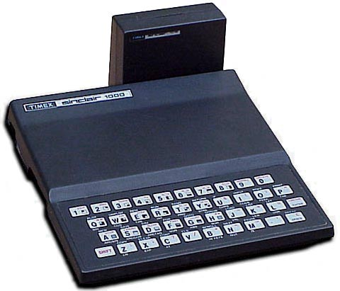 My first experience with software development: BASIC on Timex Sinclair 1000