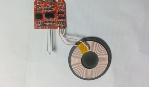 Wireless Charger Circuit