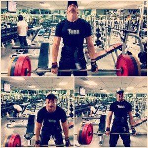 marc fitt lifting belt