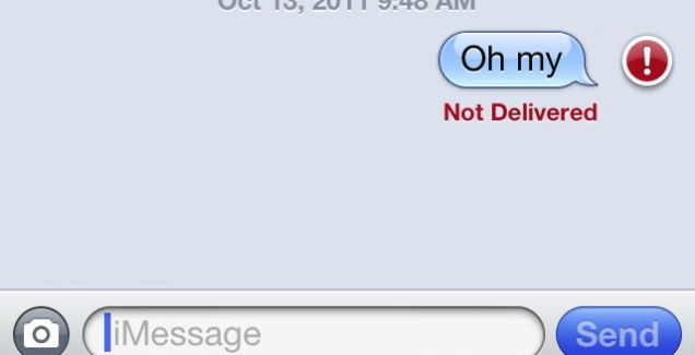 Deregister yourself from iMessage