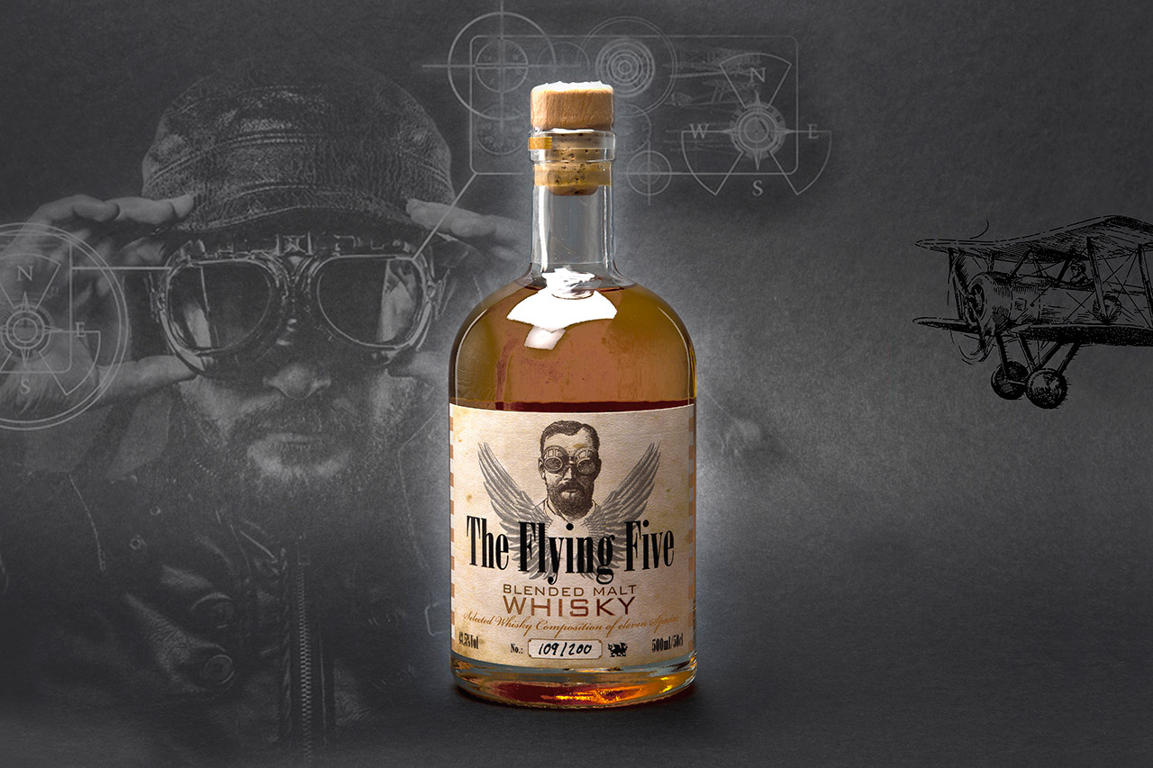 The Flying 5 – Whisky