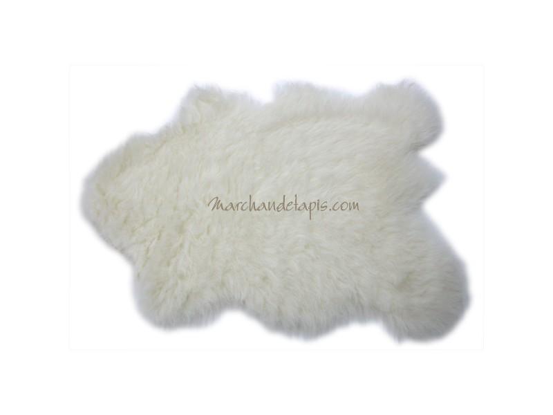 tapis enfant laine imitation peau de mouton beau tapis pour enfant doux et antiderapant