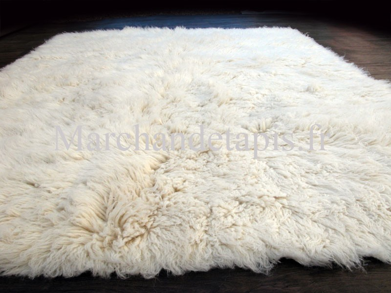 flokati 140cmx200cm flokati pure laine tapis pure laine vierge flokos marchand de tapis