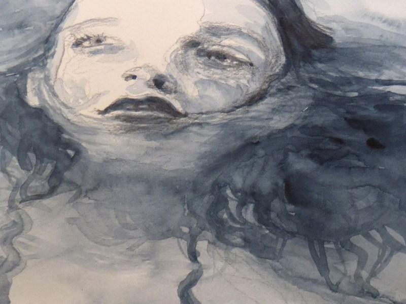 Gioia Marchegiani - Grigio di Payne - Watercolour