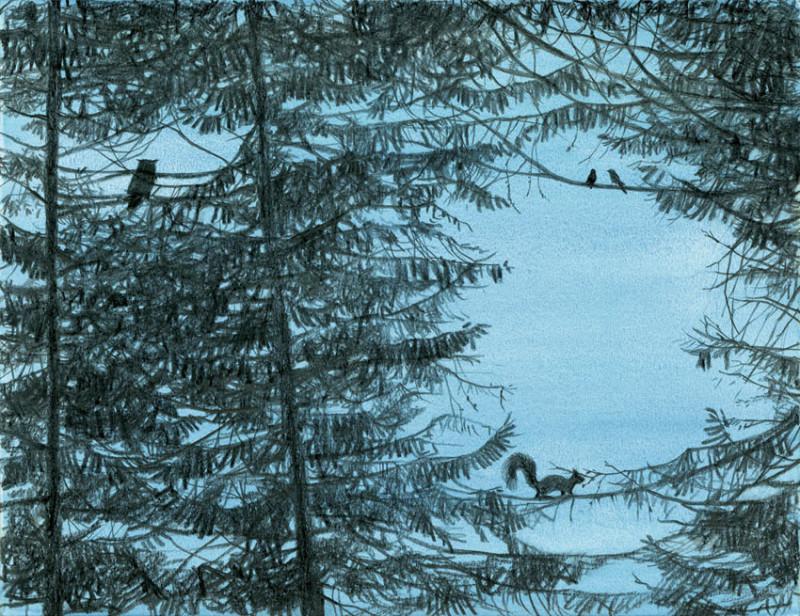Gioia Marchegiani - Nel prato azzurro del cielo