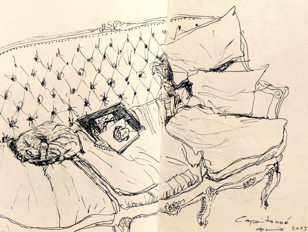 Gioia Marchegiani - My sketchesbook