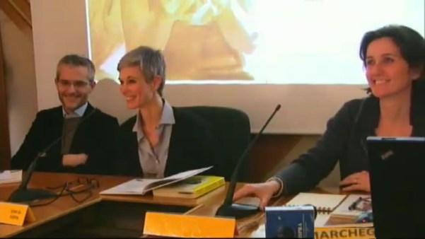 Gioia Marchegiani - Cristiana Pezzetta - Ispra convegno