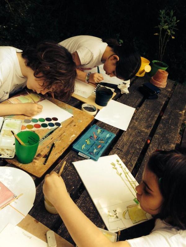 Gioia Marchegiani Workshop Hortus Urbis