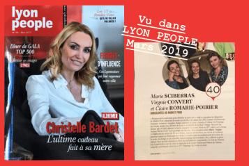 Revue de Presse Lyon Peope