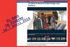 Revue de presse Le Progrès