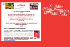 SWISS Passions MMV