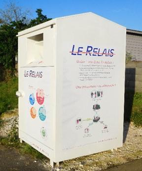 container Le Relais 2