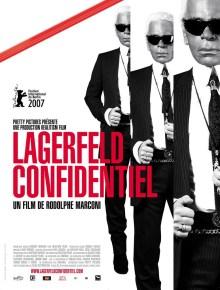 films de mode - lagerfeld - confidentiel