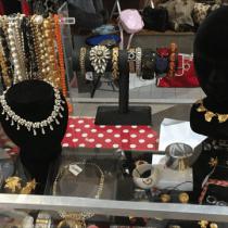 Dingue de vintage marche de la mode vintage bijou