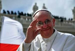 Papa Francesco è partito in volo verso Cuba questa mattina alle 10:35 dall'aeroporto di Fiumicino
