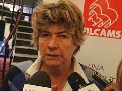 La segretaria Cgil Camusso
