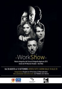 Manifesto mostra Avis WorkShow 2015