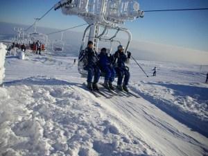 Impianti Sciistici sul Monte Eremo