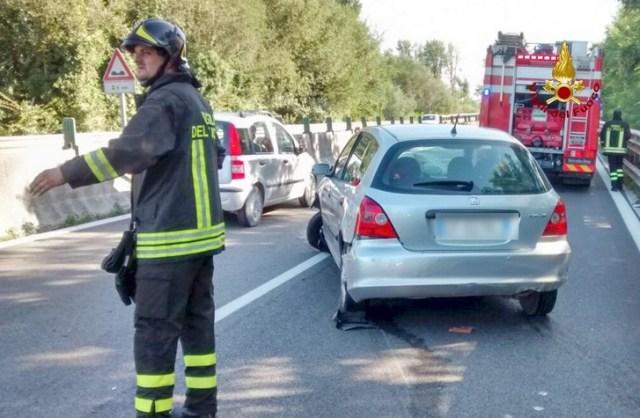 Incidente Strada Statale 760