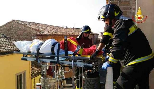 Maiolati Spontini, evacuata struttura per disabili