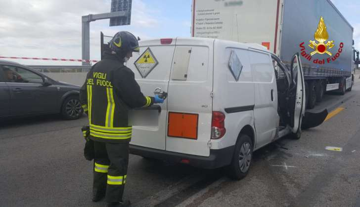 Incidente mortale in tarda mattinata sulla A14