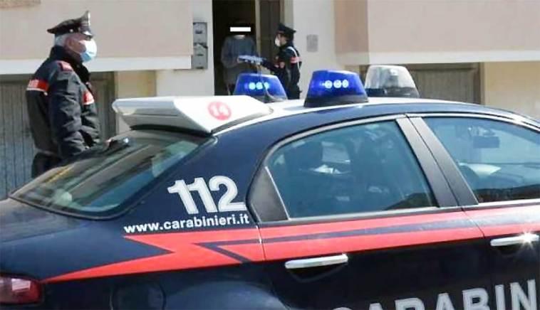 Gang di studenti 20enni, due arresti e una denuncia dei Carabinieri