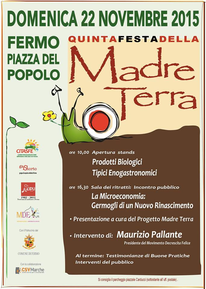 madre terra day