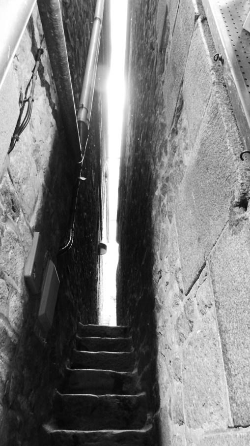 escaliers et venelle