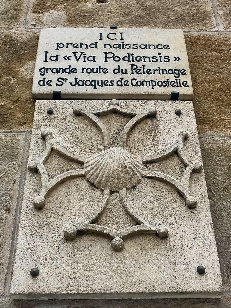 le Puy-en-Velay - Saint-Jacques de Compostelle