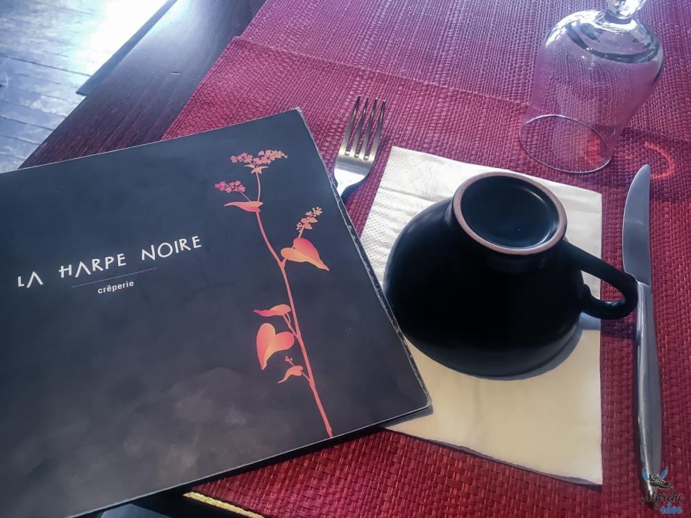 Crêperie la Harpe Noire