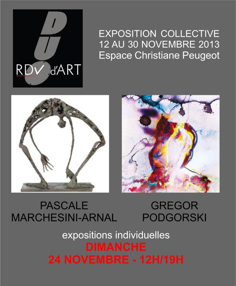 RDV d'art 2013 - Gregor et Pascale
