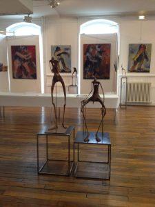 Lauréats Artcité 2012