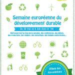 Le Marché sur l'Eau au village des éco-solutions dans le 19ème