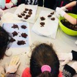Le samedi 15 décembre 2018 : Les Chocolats d'hiver