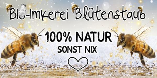 © BIO-Imkerei Blütenstaub