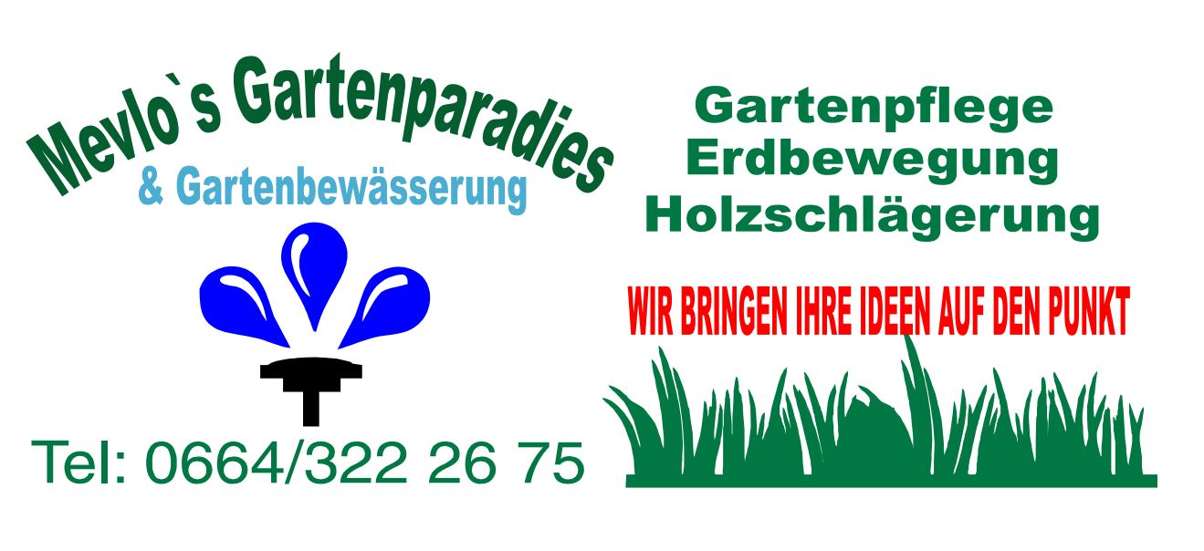 © Mevlo's Gartenparadies & Gartenbewässerung