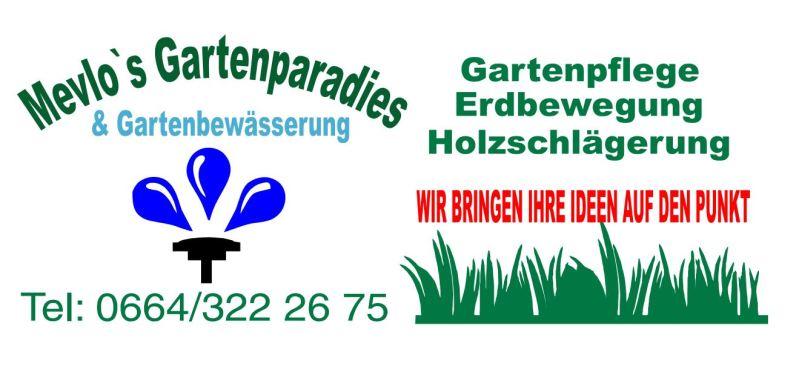 Mevlo's Gartenparadies & Gartenbewässerung