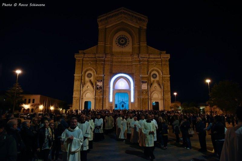 """La Madonna di Ripalta torna """"di nascosto"""" al Duomo"""