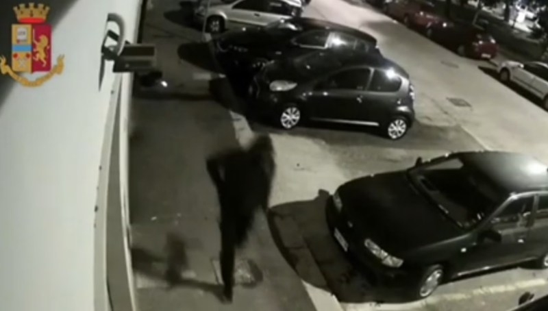VIDEO | Bomba a RSA di Foggia, arrestato un uomo