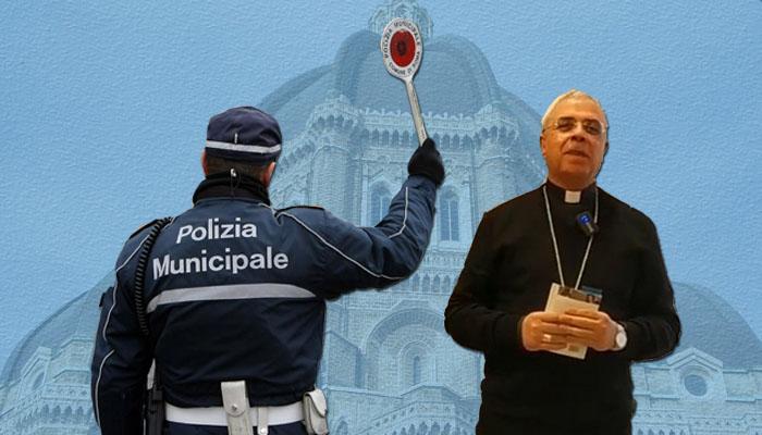 """La delusione (e la lettera) dei vigili """"esclusi"""" dal Vescovo: è polemica"""