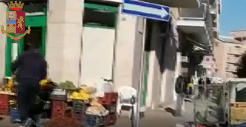 Droga, armi, abusivi e veicoli: oltre 200 poliziotti a Cerignola