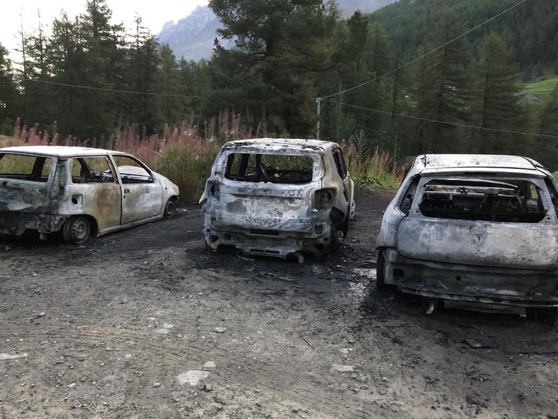 Auto incendiate nel 2020: Cerignola va sul podio
