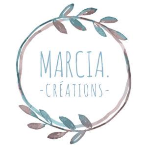 Logo Marcia Créations - Marcia Créations - Nantes, Saint jean de Boiseau - Accessoires textile enfants & bébés, femmes et Zéro Déchet