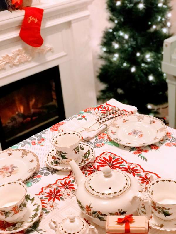 """The Season of Giving""🎄 Marcia's Christmas Tea"