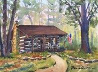 """1882, 11"""" x 15"""" watercolor"""