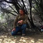 Chris Morasky of ancient pathways