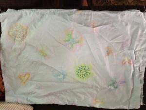 Pillowcase Dress After Wash