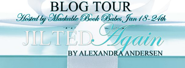 Jilted Again blog tour, Noelle Fournier  character interivew